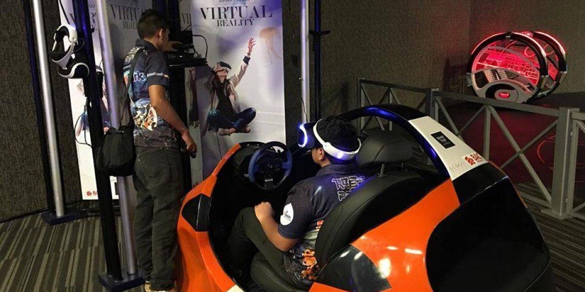 Tus hijos jugarán con robots, realidad virtual y un acuario en 3D en un nuevo parque interactivo