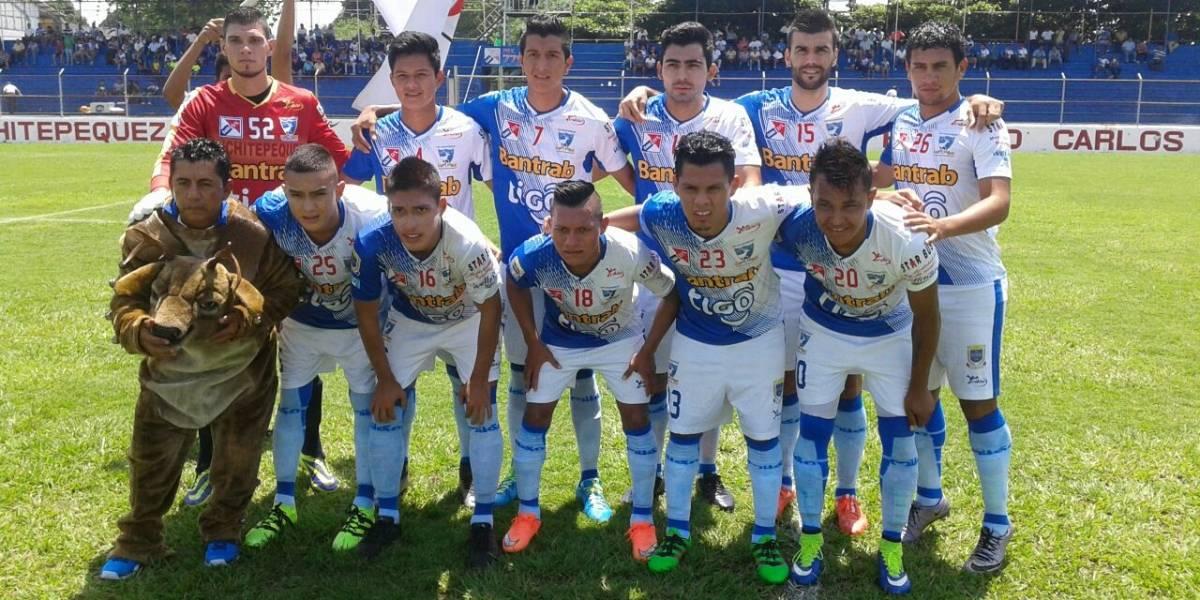 Suchitepéquez lo dejó ir y ahora se luce en la Liga MX
