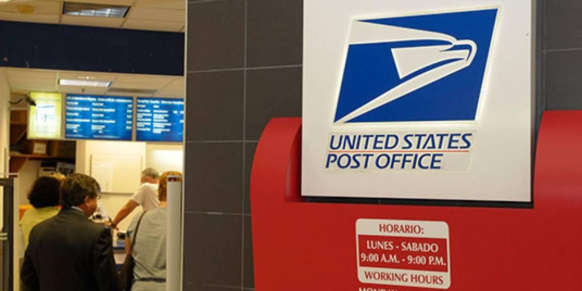 Abren ocho correos del Servicio Postal de Estados Unidos