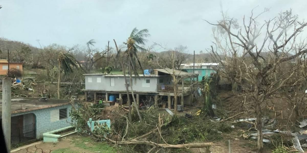 Llegaron a San Juan desde Vieques con una misión en mente