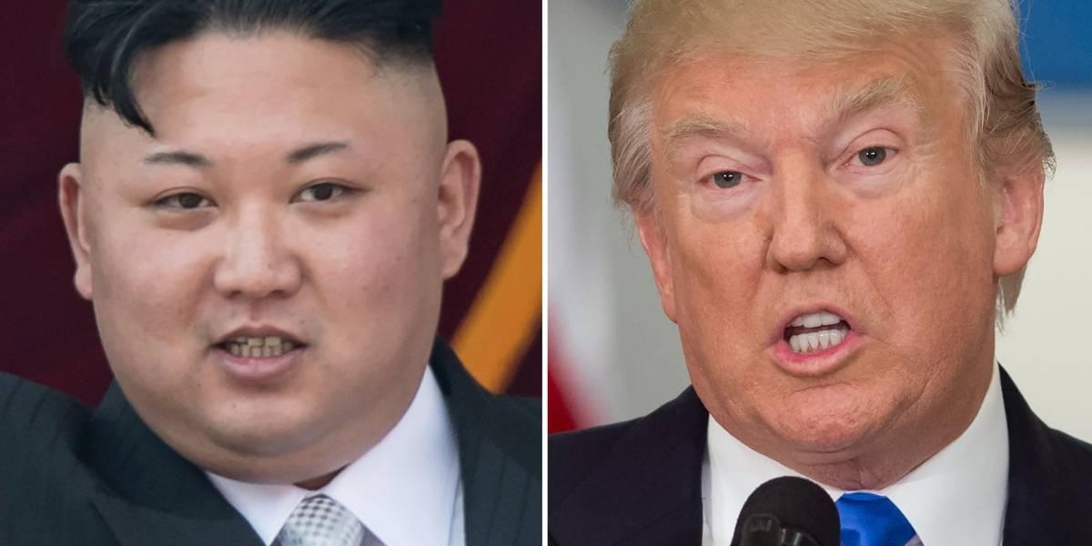 La tensión militar entre EEUU y Corea del Norte que se desarrolla en la península