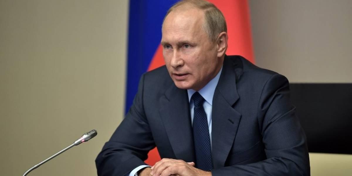 Rusia destruye sus últimas armas químicas
