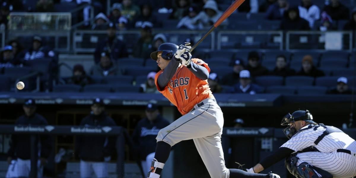 José Altuve arribó a los 200 hits por cuarta temporada en fila