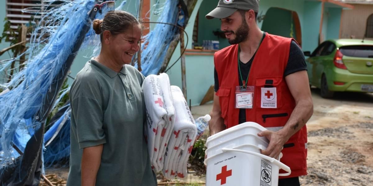 Cruz Roja visita el centro de P.R.