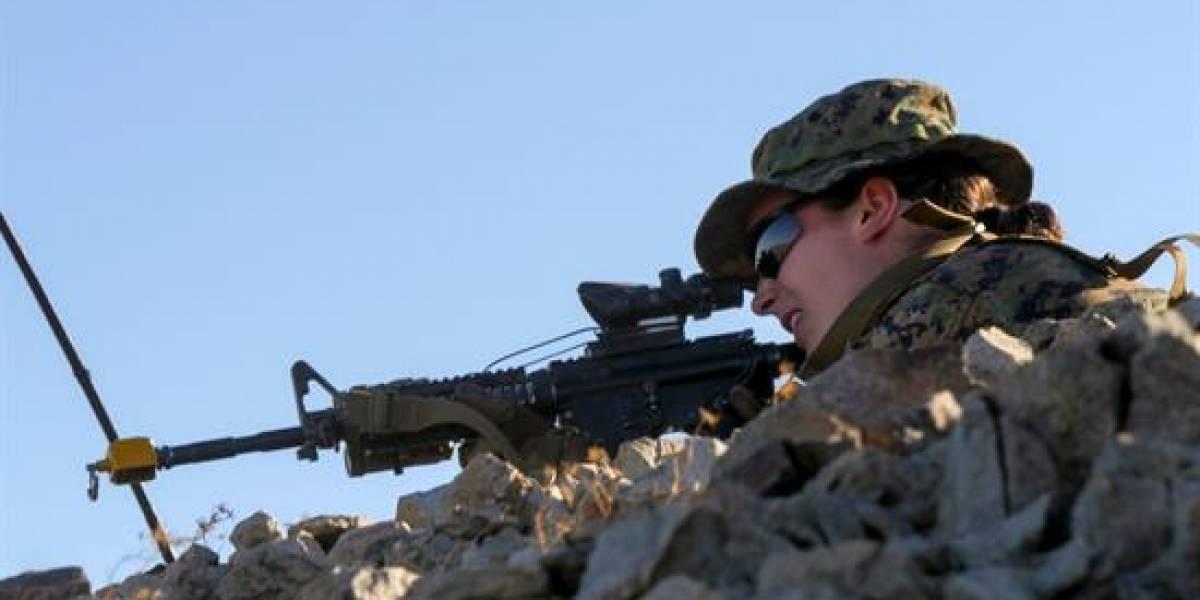 Una mujer dirigirá a los Marines en combate en EEUU por primera vez