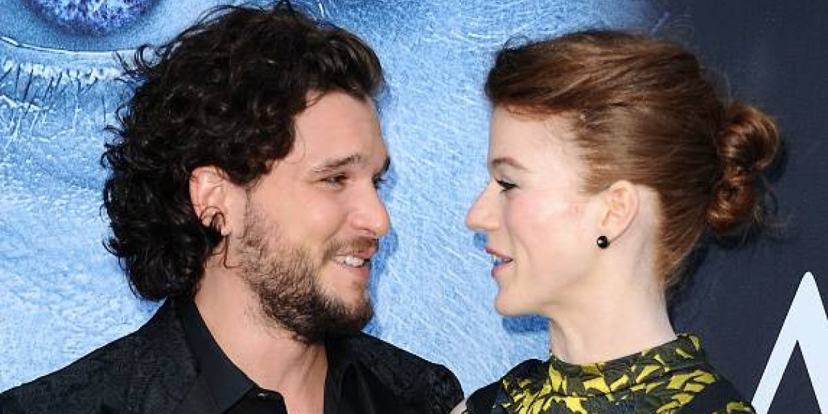 Actores de Game of Thrones se comprometen