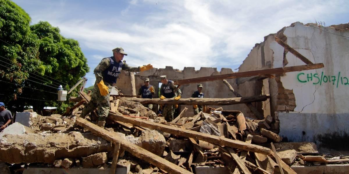 A tres meses de los sismos llega donativo de 250 mil dólares a Chiapas