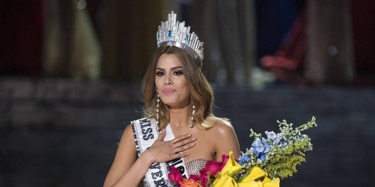 """Ariadna Gutiérrez revela lo que en realidad sucedió en Miss Universo 2015 cuando fue """"coronada por equivocación"""""""