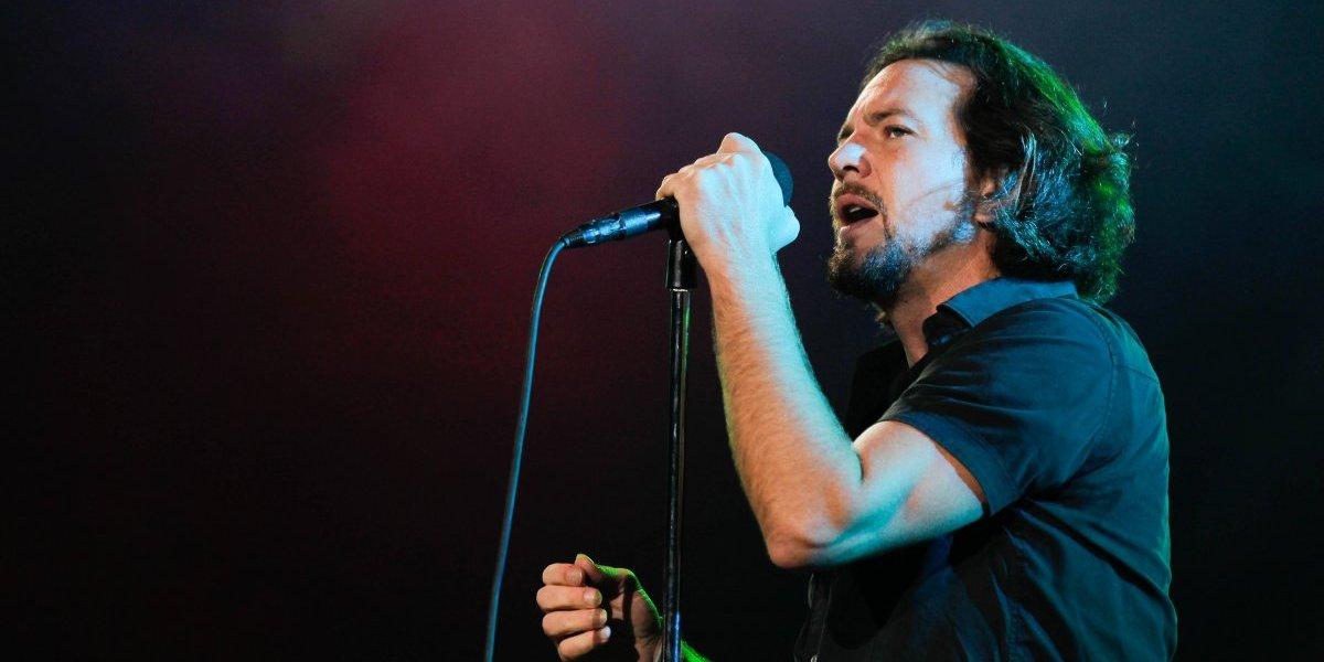 Pearl Jam mata a Donald Trump en un afiche