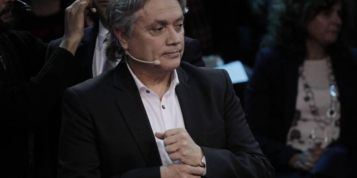 """Alejandro Navarro en Aquí Está Chile: """"Aprendimos la lección por el copy paste en el senado"""""""