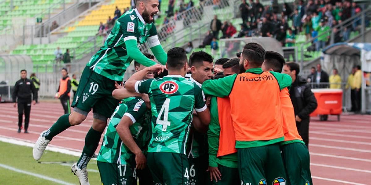 Wanderers recurrió a los penales y con infarto se metió en semifinales de Copa Chile