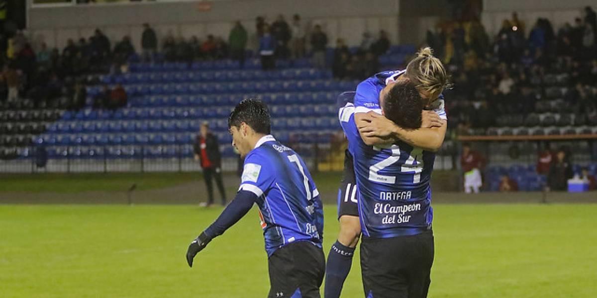 Huachipato pasó susto para eliminar a San Felipe y avanzar en Copa Chile