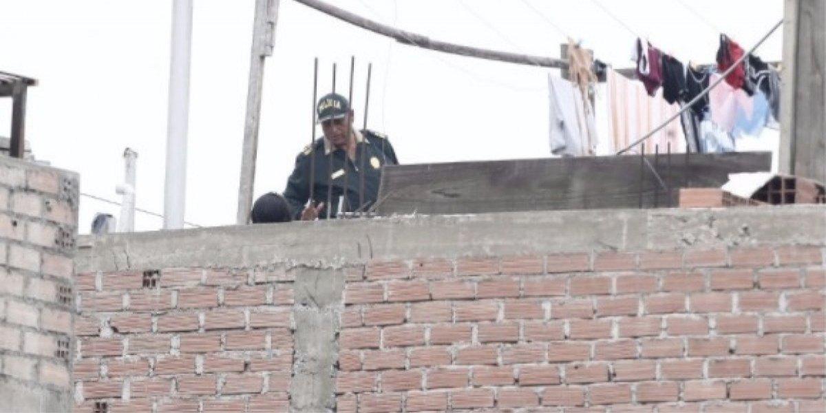 Perú tiene hasta a los policías tratando de evitar a los espías de Sampaoli