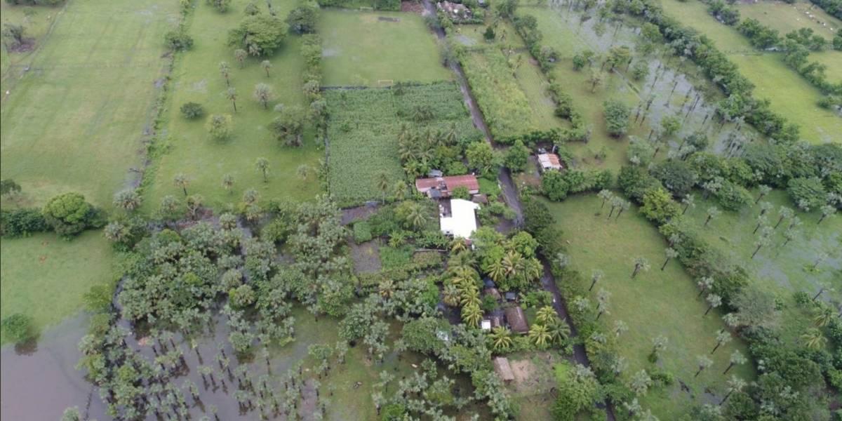 Seis departamentos han elevado su alerta por temporada de lluvia