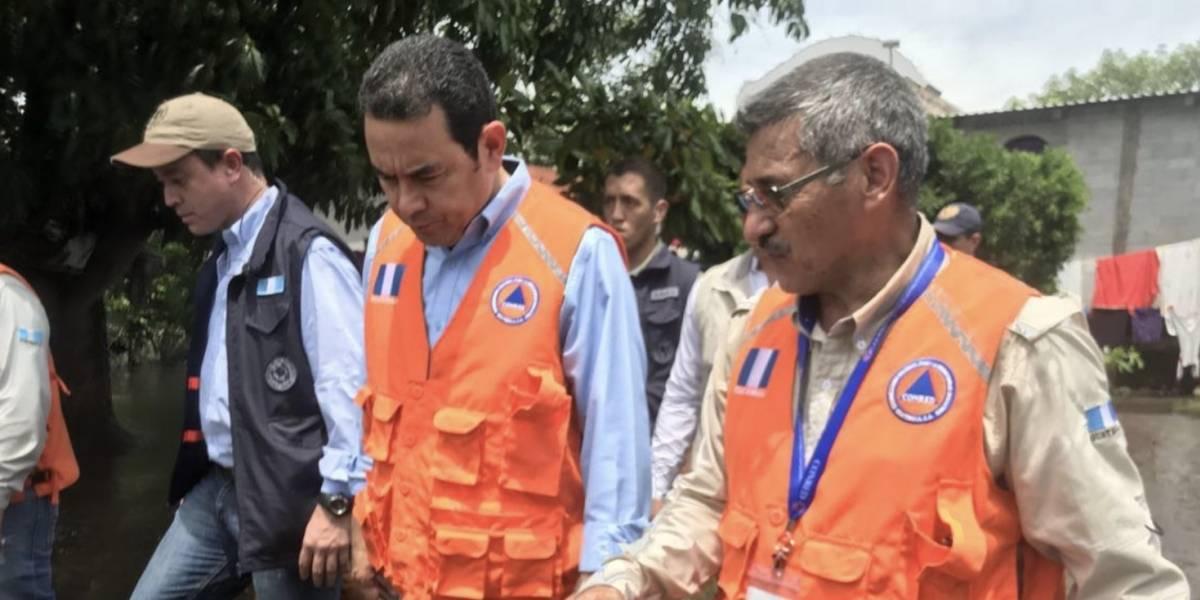 """Morales: """"De los 15 desastres que puede haber, nosotros padecemos 11"""""""