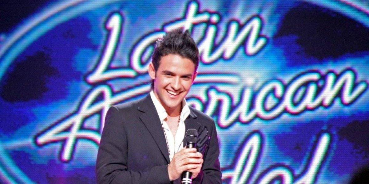 """Así ha cambiado Carlos Peña, 10 años después de haber ganado """"Latin American Idol 3"""""""