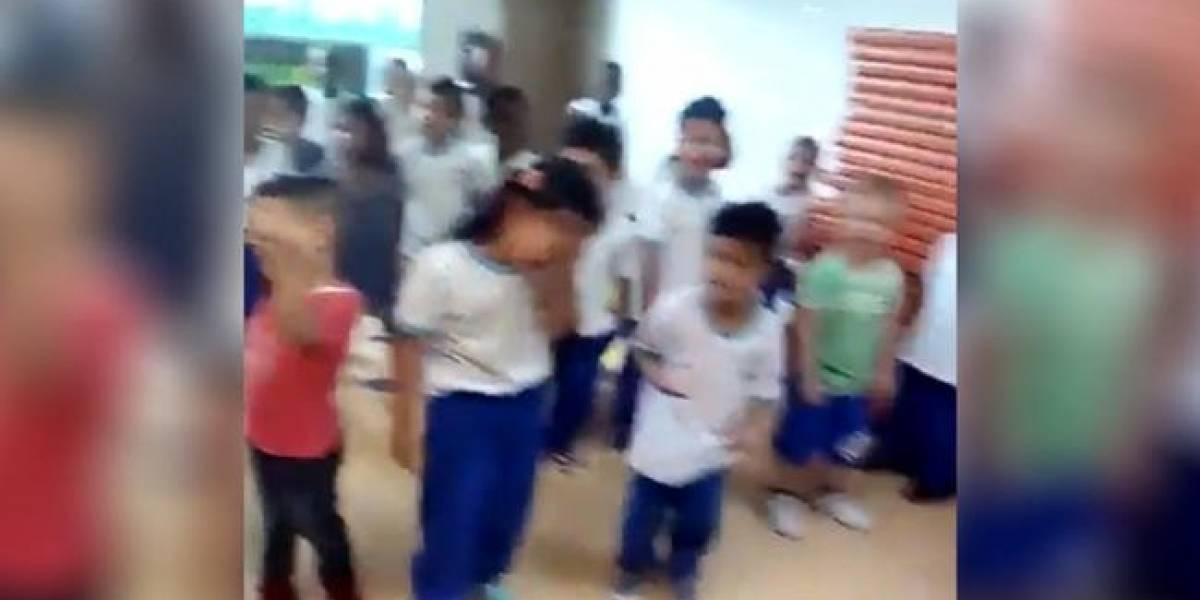 Alcaldía de Medellín se pronunció por video de niños cantando música de despecho