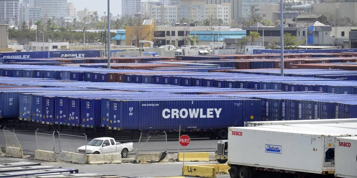 Crowley niega aumento de tarifas para Puerto Rico