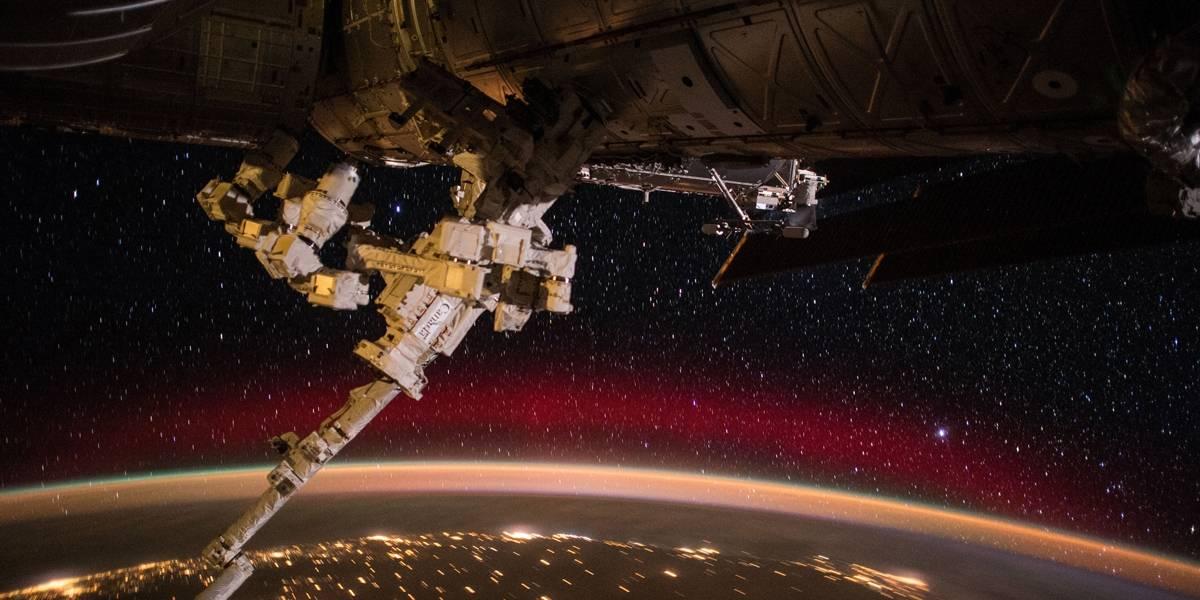 Astronautas dos EUA, Rússia e Japão chegam à estação espacial internacional