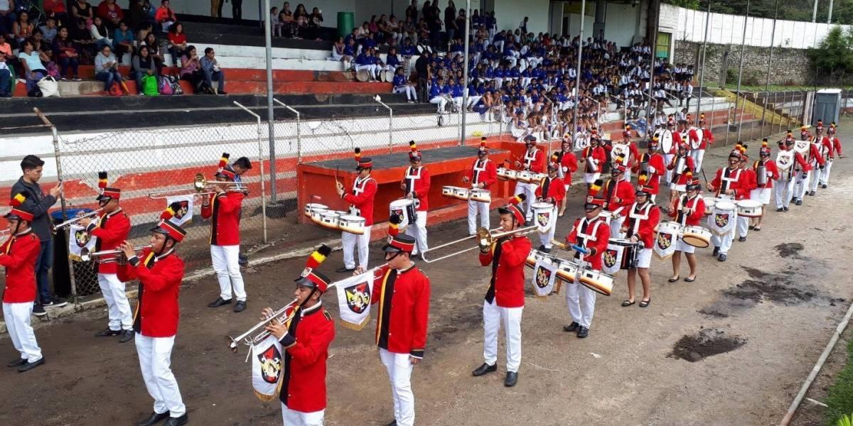 #AlRitmoDelLago: Jóvenes se involucran, por medio de la música, en recuperar el lago de Amatitlán