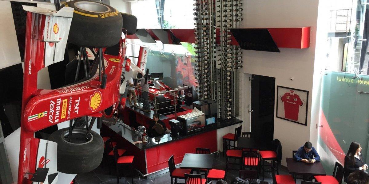 """La experiencia Ferrari en Guatemala está a toda velocidad en """"Il Cavallino"""""""