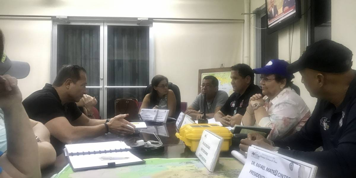 Se unen alcaldes del sur para enfrentar embates de María