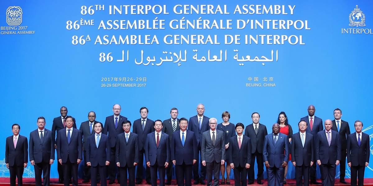 Interpol admite a Palestina como miembro