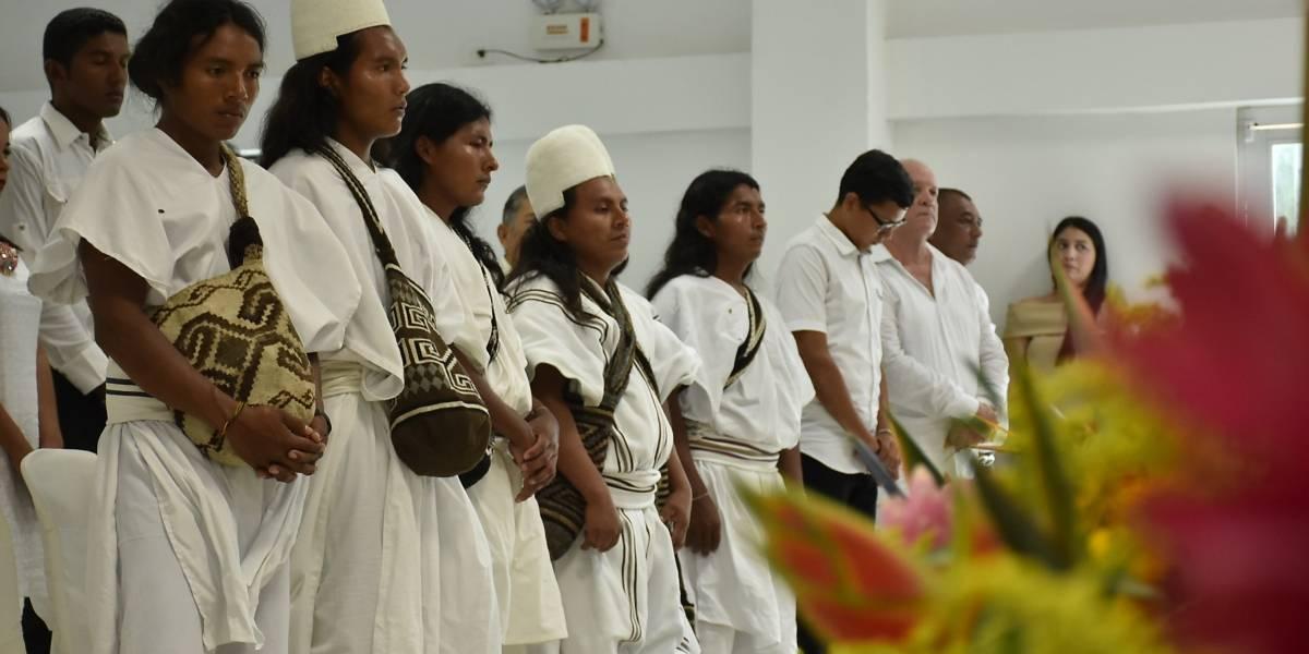 A través de la educación virtual, indígenas arhuacos obtendrán títulos universitarios