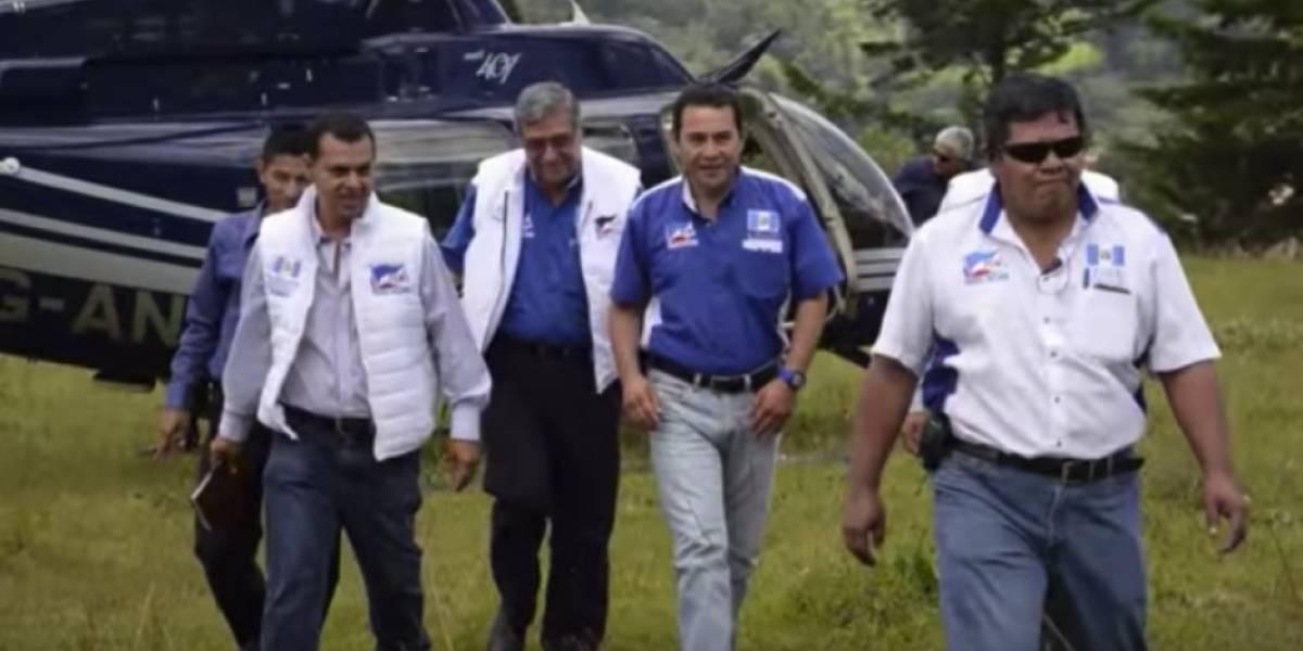Retiran embargo a helicóptero que usó el prófugo Alejandro Sinibaldi