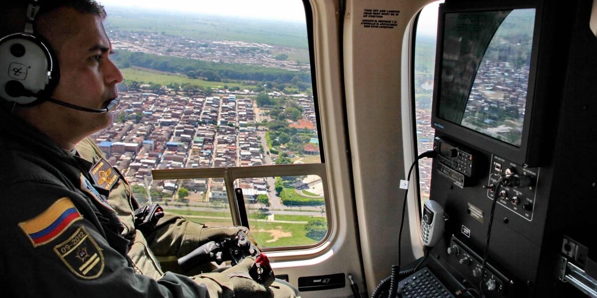 Tres meses después, ¿qué tan efectivo ha sido el helicóptero de la Policía en Cali?