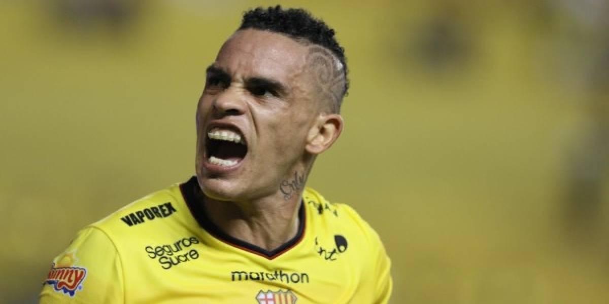 Conmebol impone suspensión y multa para Jonatan Alvez