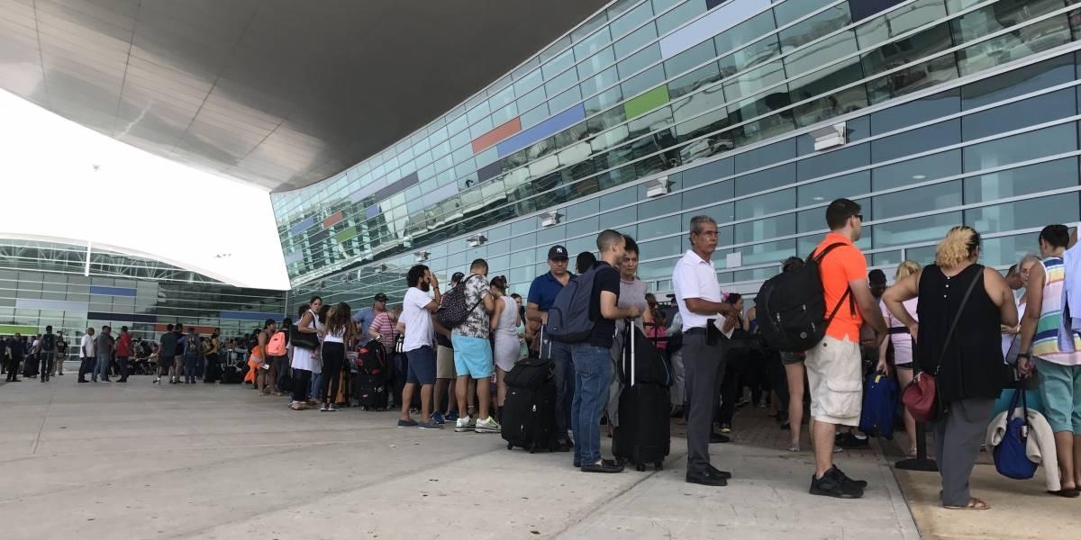Aumentan de 10 a 24 vuelos confirmados en el AILMM