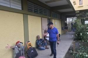 Santa Isabel se recupera tras los estragos del Huracán María