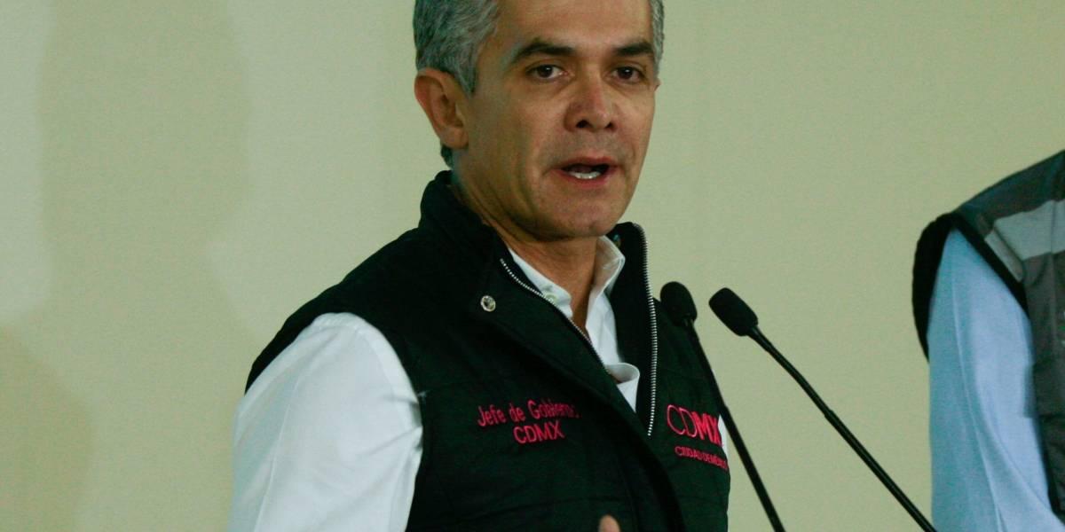 Primero la CDMX, después veremos la candidatura a la Presidencia: Mancera
