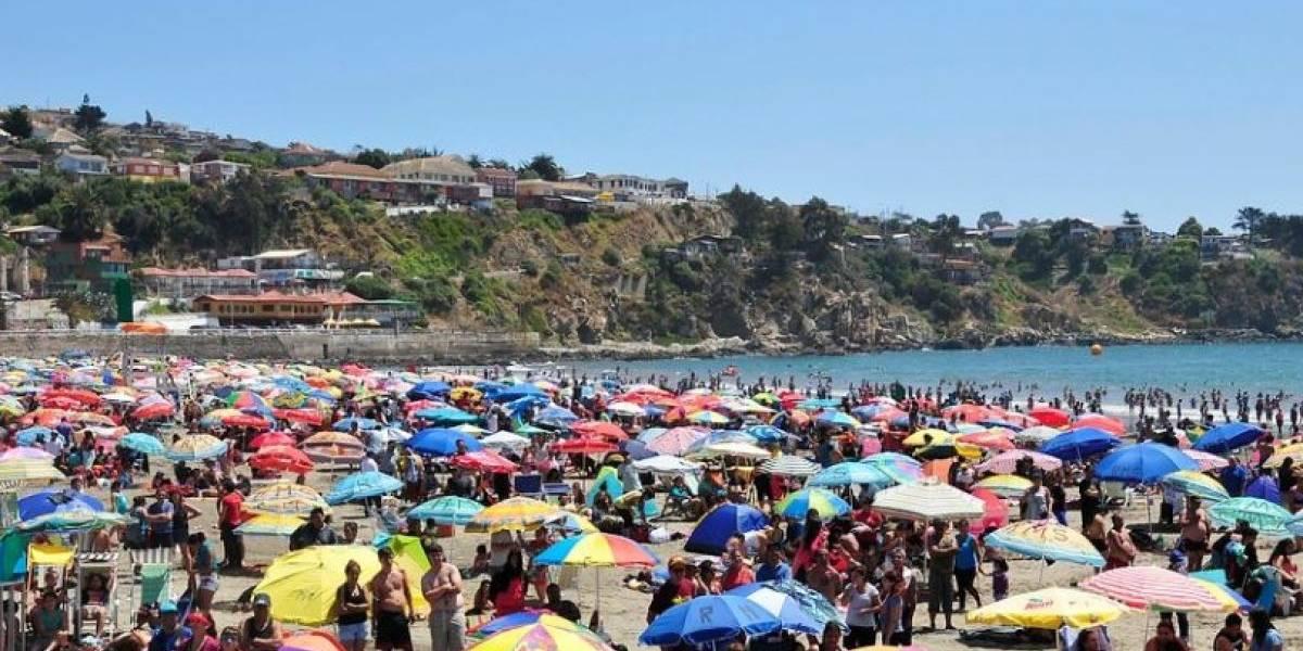 Chile es el segundo país que más turistas extranjeros recibe en Sudamérica