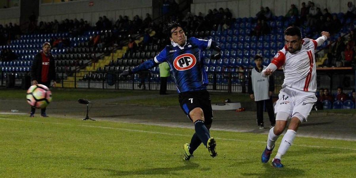 Así vivimos el empate entre Huachipato y San Felipe por Copa Chile