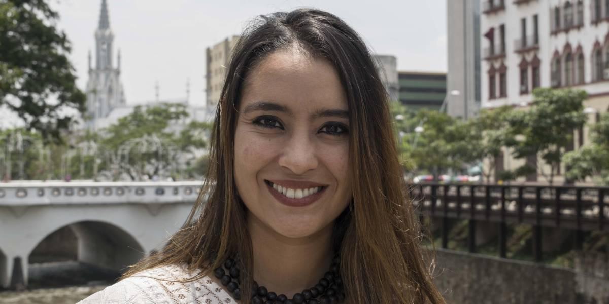 """""""Queremos posicionar a Cali como capital de la paz"""": Rocío Gutiérrez Cely"""