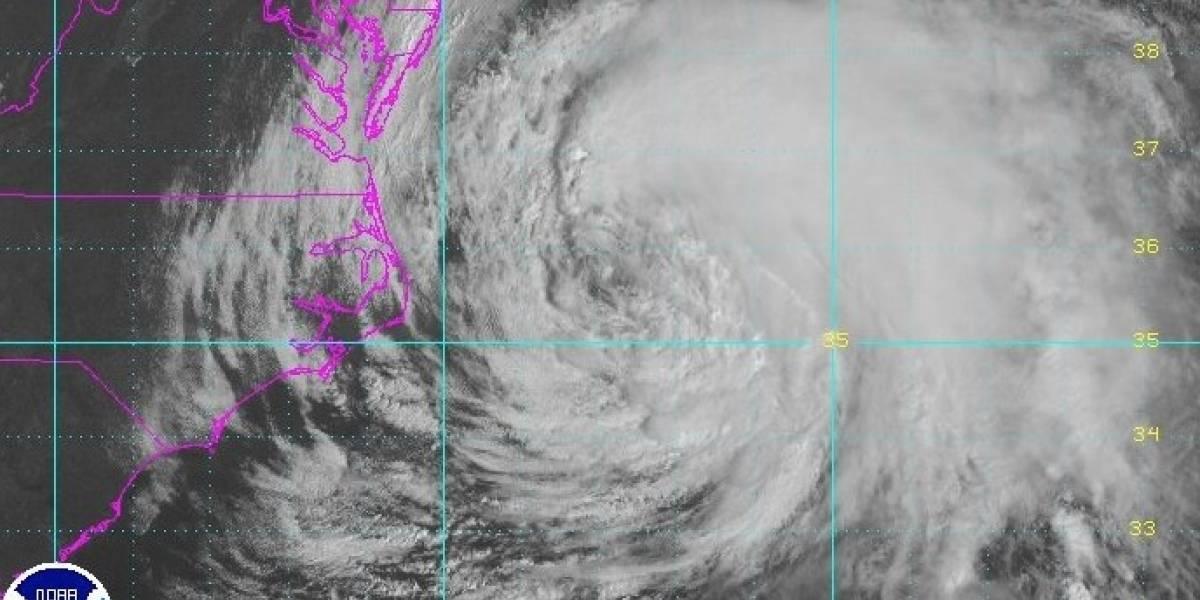 María vuelve a convertirse en huracán