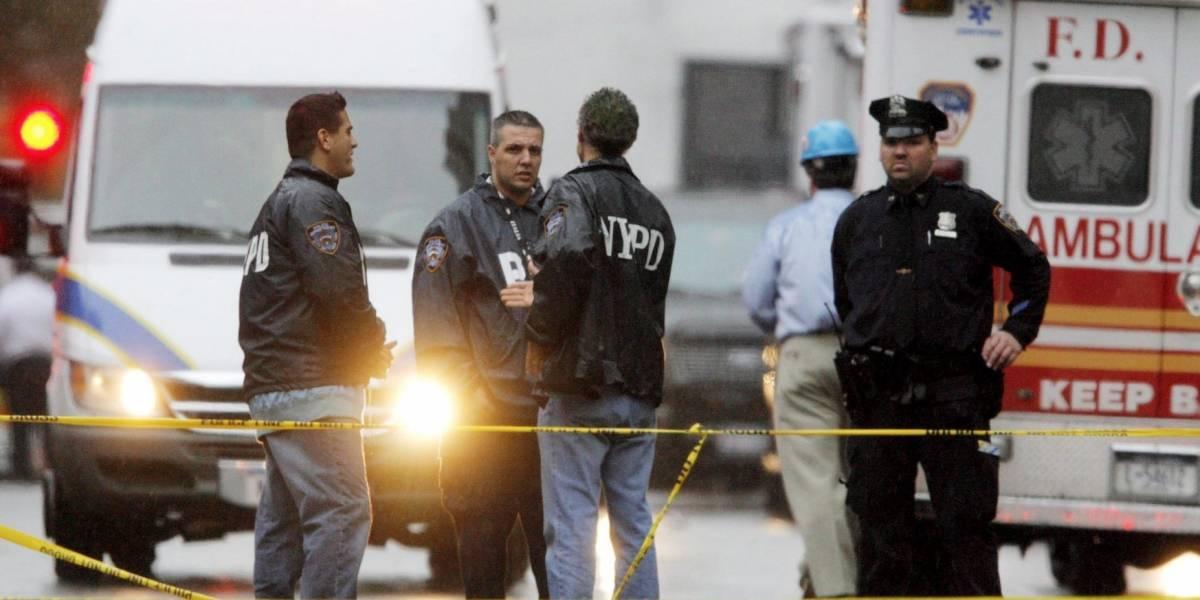 Un estudiante muerto y otro en condición crítica en escuela en Nueva York