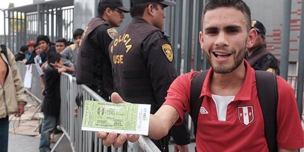 Venta de boletos para juegos de Perú se convierte en un problema