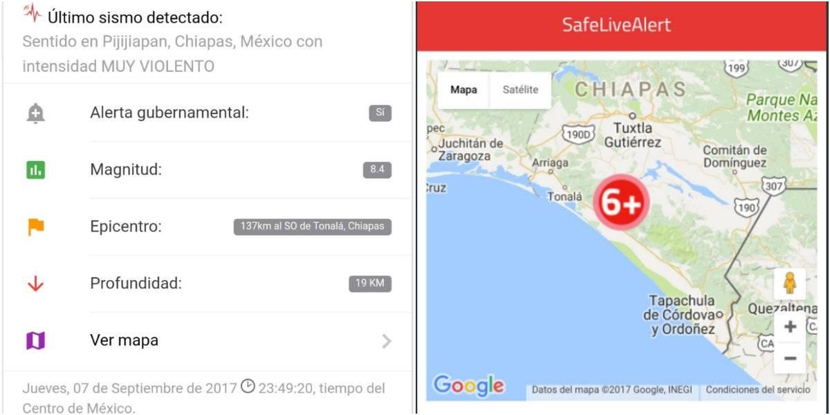 Safe Live Alert, la alerta sísmica creada por un menor de 13 años