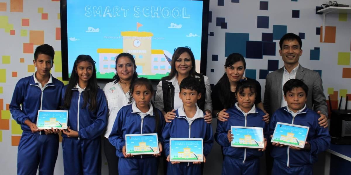 Más de 200 estudiantes guatemaltecos son beneficiados con un nuevo espacio tecnológico