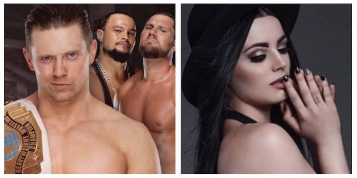 Detalle en foto de famoso luchador reaviva escándalo sexual de una diva de la WWE