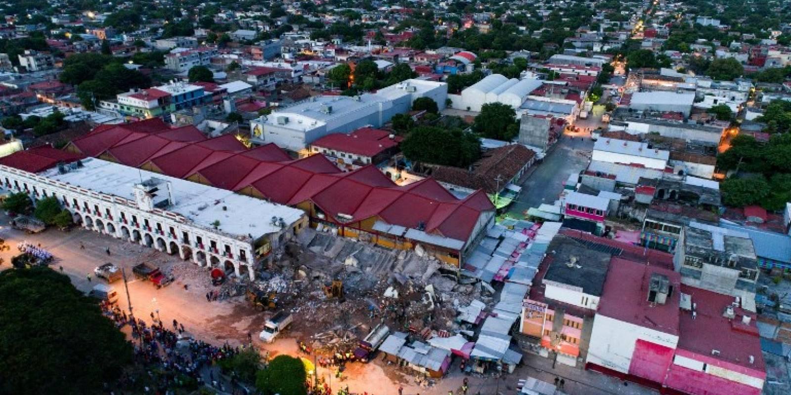 ciudad de Juchitán