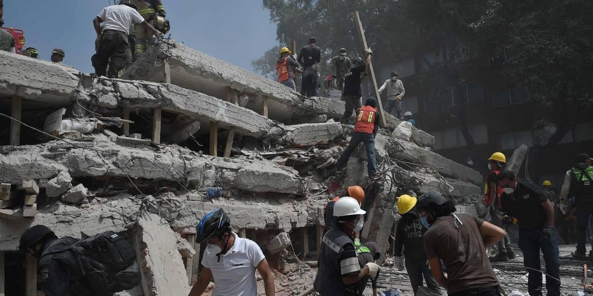 Balean y violan jóvenes que llevaban ayuda a víctimas de sismo en México