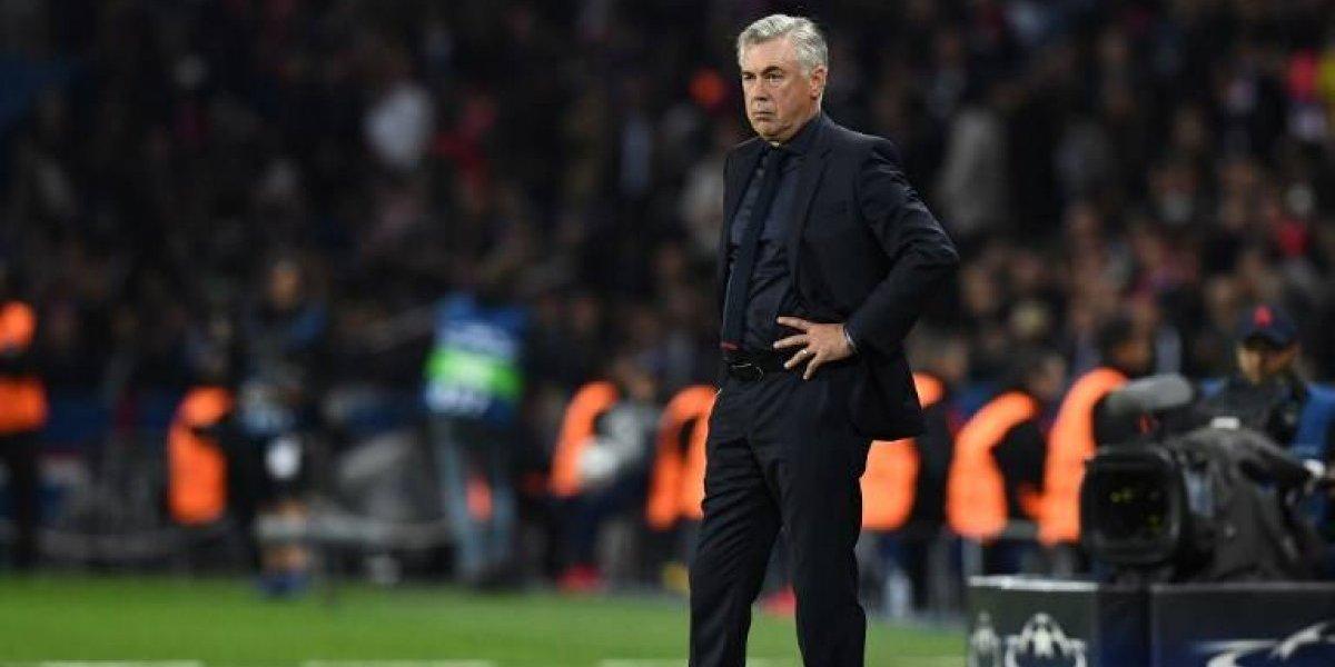 Se mueven las aguas en el Bayern de Vidal: Ancelotti podría ser despedido tras goleada ante PSG