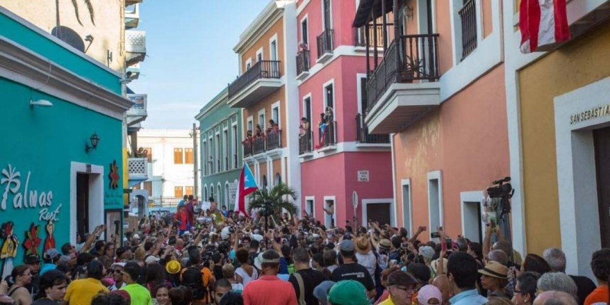 A vistas públicas las Fiestas de la Calle San Sebastián