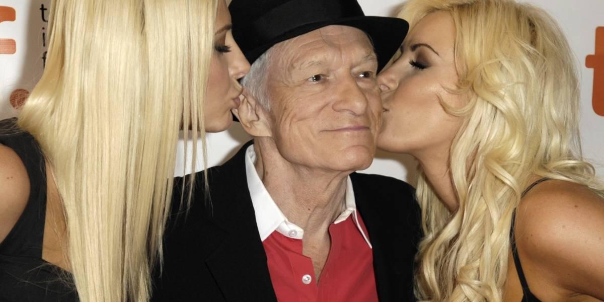 Fallece el fundador de Playboy