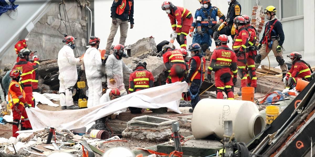 México aprueba $248 millones para iniciar reconstrucción tras sismo