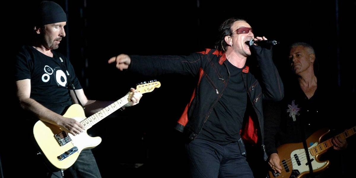 U2 está en 'modo eliminatorias' y posterga presentación en Argentina para que sus fans puedan ver el partido